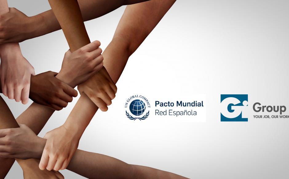RED ESPAÑOLA PACTO MUNDIAL COMPARTE LAS INICIATIVAS DE GI GROUP